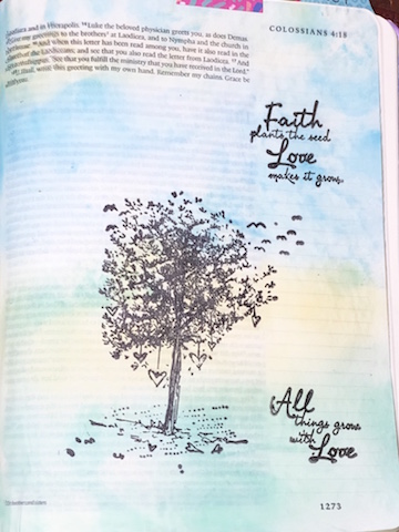 BibleJournalingAngieTree1